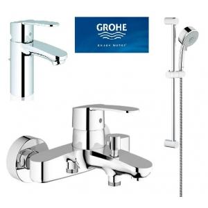 Комплект смесителей для ванной комнаты Grohe Eurostyle Cosmopolitan 116941