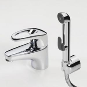 Смеситель для умывальника c ручным душем Oras Safira 1012F