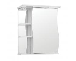 Зеркальный шкаф Style Line Эко Волна Волна 60/С белый
