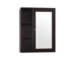 Зеркальный шкаф Style Line Кантри 65 венге