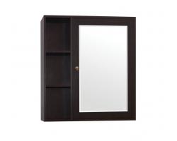 Зеркальный шкаф Style Line Кантри 75 венге