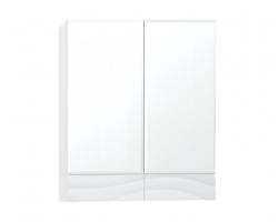 Зеркальный шкаф Style Line Вероника 60 белый