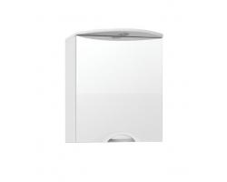 Зеркальный шкаф Style Line Жасмин-2 60/С Люкс белый