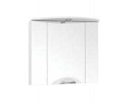 Зеркальный шкаф Style Line Жасмин-2 76/С Люкс белый