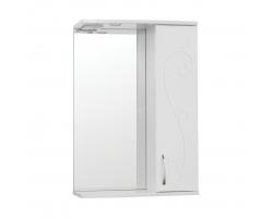 Зеркало-шкаф Style Line Эко Фьюжн Панда 55/С белый