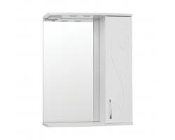 Зеркало-шкаф Style Line Эко Фьюжн Панда 65/С белый