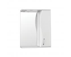 Зеркало-шкаф Style Line Эко Волна Панда Волна 60/С белый