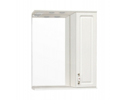 Зеркало-шкаф Style Line Олеандр-2 65/С Люкс рельеф пастель