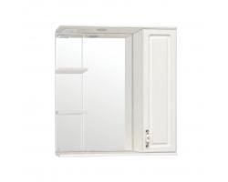 Зеркало-шкаф Style Line Олеандр-2 75/С Люкс рельеф пастель