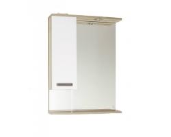 Зеркало-шкаф Style Line Ориноко 60/С белый/ориноко