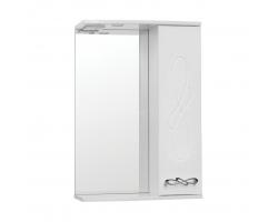 Зеркало-шкаф Style Line Венеция 55/С белый