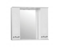 Зеркало-шкаф Style Line Венеция 90/С белый