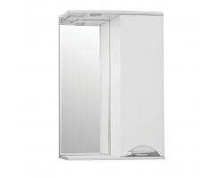 Зеркало-шкаф Style Line Жасмин 55/С белый