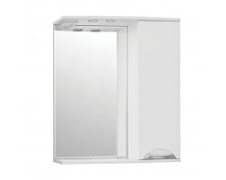 Зеркало-шкаф Style Line Жасмин 70/С белый