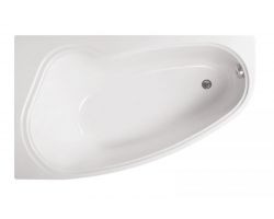 Ванна акриловая Vagnerplast Avona 150L VPBA159AVO3LX-01 1500x900 (левая)