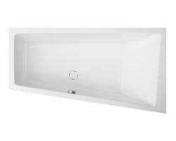 Ванна акриловая Vagnerplast Cavallo Offset 160R VPBA169CAV3PX-01 1600x900 (правая)