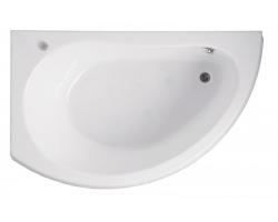 Ванна акриловая Vagnerplast Corona 160L VPBA168CRN3LX-01 1600x800 (левая)