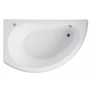 Ванна акриловая Vagnerplast Corona 160L VPBA168CRN3LX-01 160x80 (левая)