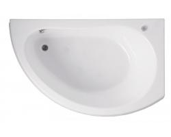 Ванна акриловая Vagnerplast Corona 160R VPBA168CRN3PX-01 160x80 (правая)