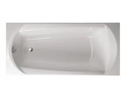 Акриловая ванна Vagnerplast Ebony 160 VPBA160EBO2X-01 160x75