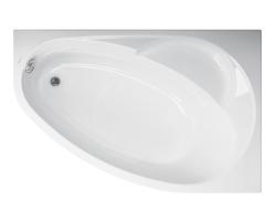 Ванна акриловая Vagnerplast Flora 150R VPBA151FLA3PX-01 150x100 (правая)