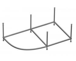 Каркас для ванны Vagnerplast KMP15090 150х90 (Avona)