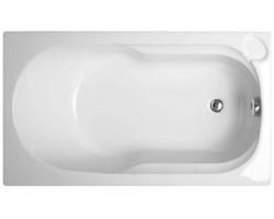 Ванна акриловая Vagnerplast Nike 120 VPBA125NIK2E-01 120х70