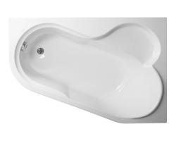 Ванна акриловая Vagnerplast Selena 147R VPBA141SEL3PE-01 147x100 (правая)