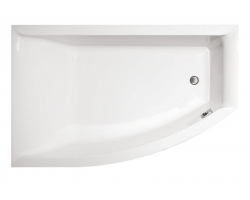 Ванна акриловая Vagnerplast Veronela Offset 160L VPBA160VEA3LX-01 1600x1050 (левая)