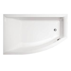 Ванна акриловая Vagnerplast Veronela Offset 160L VPBA160VEA3LX-01 160x105 (левая)