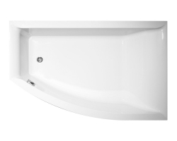Ванна акриловая Vagnerplast Veronela Offset 160R VPBA160VEA3PX-01 1600x1050 (правая)