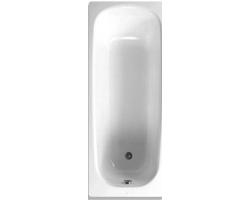 Чугунная ванна Roca Continental 140x70 7.2129.0.400.1 (212904001) (без противоскользящего покрытия)