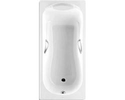 Чугунная ванна Roca Haiti 2332G00R 150x80 (с противоскользящим покрытием)
