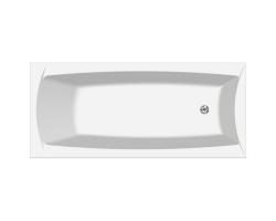 Ванна акриловая Aquanet / Акванет Cariba 170x75