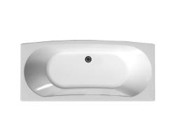 Ванна акриловая Aquanet / Акванет Izabella 160x70