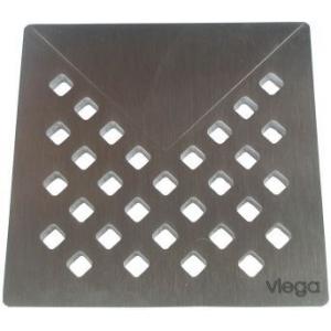 Дизайн-решётка Viega Visign RS1 492281 (матовый хром)