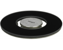 Дизайн-решётка Viega Advantix RS15 617189 (чёрная)
