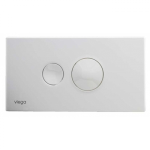 Кнопка смыва Viega Visign for Style 10 596316 (белая)