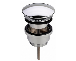 Донный клапан Viega Visign V1 492687 (автомат, click-clack)