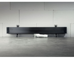 Душевой лоток Viega Advantix Vario 736552 (укорачиваемый, угловой в стену, без дизайн решётки)