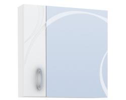 Зеркало-шкаф Vigo Mirella 700 70 см. (№36-700, белое)