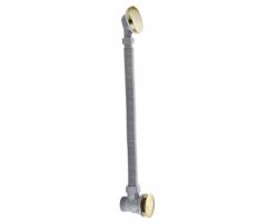 Слив-перелив для ванны Wasser Kraft A054 (светлая бронза)