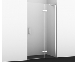 Дверь для душа Wasser Kraft Aller White 10H05R 120x200 (правая)