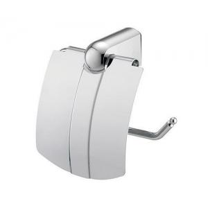 Держатель туалетной бумаги с крышкой Wasser Kraft Berkel K-6825