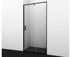 Дверь для душа Wasser Kraft Elbe 74P04 90x200 см.