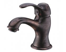 Смеситель для раковины Wasser Kraft Isar 1303 (тёмная бронза)