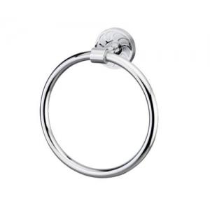 Держатель полотенец кольцо Wasser Kraft Isen K-4060