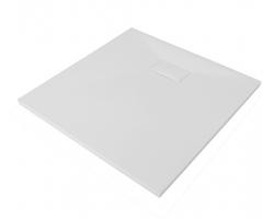 Поддон стеклопластиковый Wasser Kraft Leine 35T03 90x90