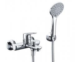 Смеситель для ванны Wasser Kraft Lippe 4501