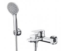 Смеситель для ванны Wasser Kraft Lopau 3201